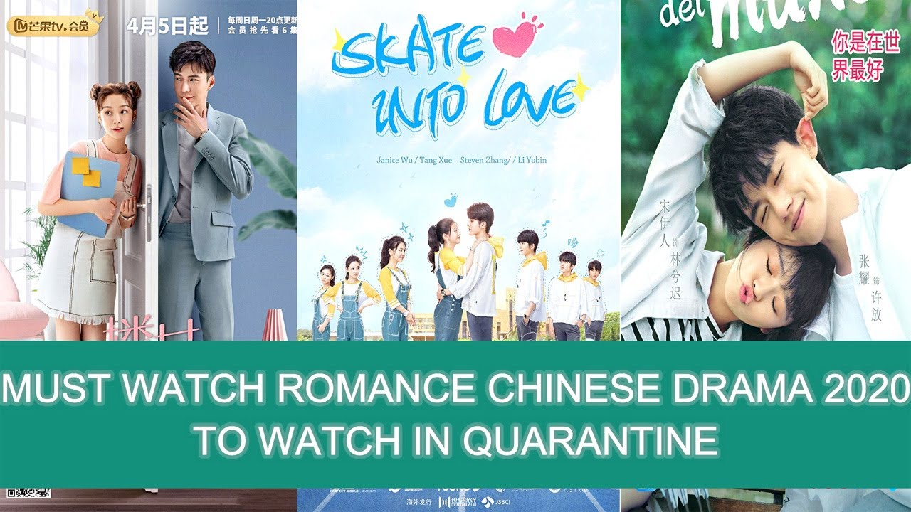 Top 8 Best Chinese Romance Drama Of 2020 |Absolute Must Watch (So Far May)