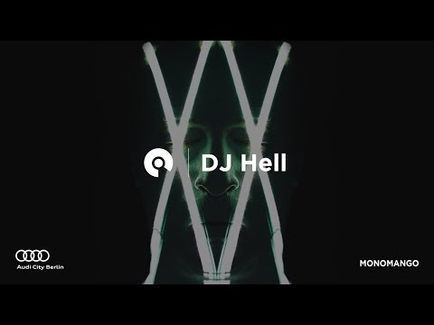 DJ Hell performs Zukunftsmusik @ Seven Star Gallery, Berlin