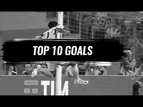 Juventus, Best of 2016/17 | Top 10 Goals
