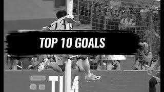 Juventus, Best of 2016/17   Top 10 Goals