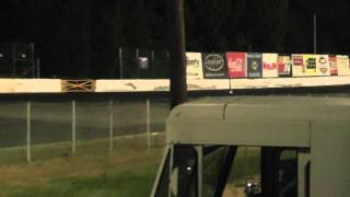 Outlaw Wins Caraway Speedway U Car Race 6-1-13