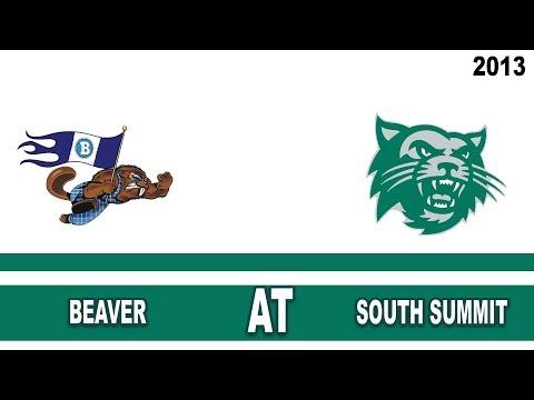 Football: Beaver High School @ South Summit High School