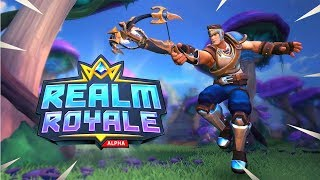 Realm Royale - Chickens and Horses!? - The new Fortnite?