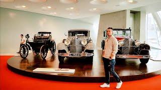 Đi thăm Bảo tàng Mercedes Benz tại Đức | XE HAY