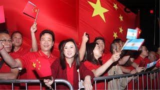 [精彩活动迎国庆] 阿根廷 当地华人快闪视频展现爱国心   CCTV