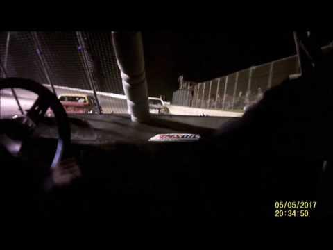 Stuart Speedway 5/5/17 Feature Race