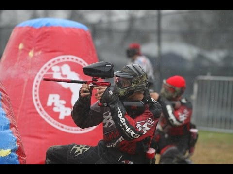 Paintball Game of the Day: Divisional Finals 2015 PSP Dallas Open