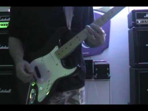 china white - the scorpions (riff)