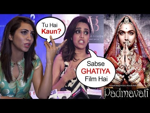 Arshi Khan ANGRY On Swara Bhaskar's INSULT To Padmaavat Movie