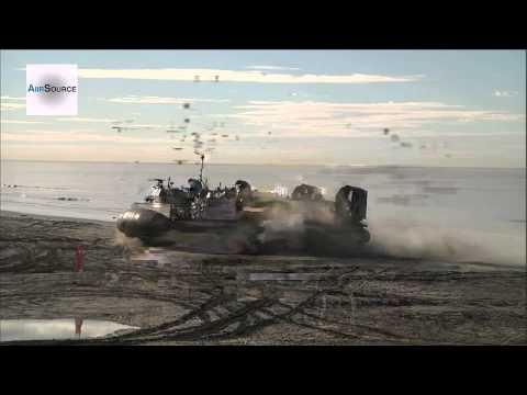 US Marines Amphibious Landing - Exercise Steel Knight 2013. Part 2 of 2