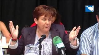 La alcaldesa de Alpedrete responde en pleno a los carteles anónimos distribuidos por el pueblo