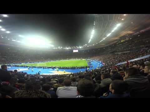Explosion stade de  France - Allemagne 13/11/2015