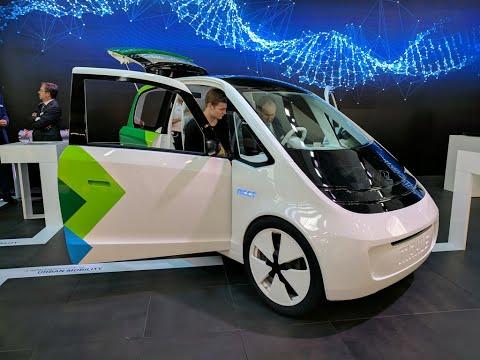 دبي قد تبدأ بتسيير مركبات ذاتية القيادة الشهر المقبل  - نشر قبل 1 ساعة