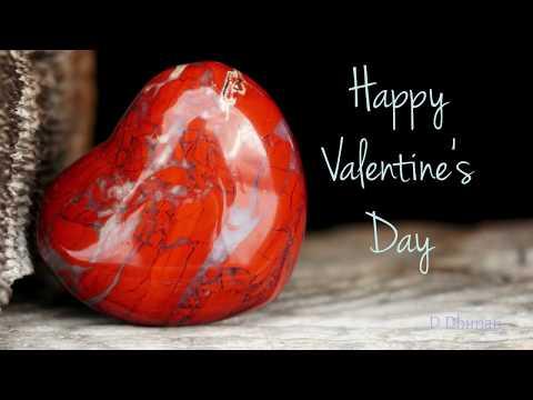 Happy Valentine's Day || Feb 14 2018 || Whatsapp Status || Animated || Love Story