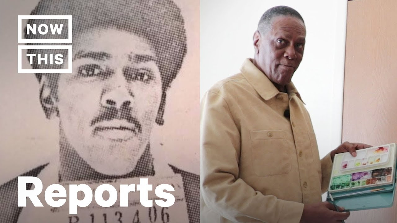 Why This Painter Spent 45 Years in Prison for a Murder He Didn't Commit | NowThis