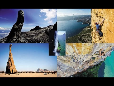 New book Climbing Beyond reveals jaw-dropping climbs  - Travel Guide vs Booking