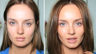 My Ultimate 'I'M NOT WEARING MAKEUP' Makeup!