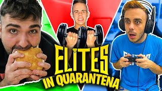 🏠 GLI ELITES IN QUARANTENA!