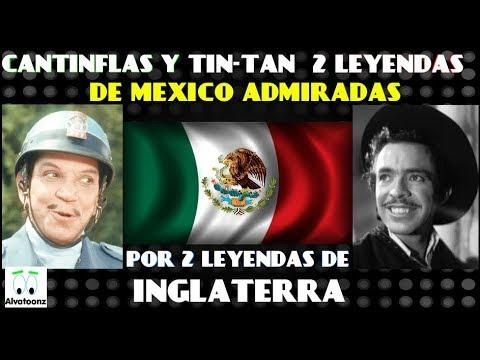 CANTINFLAS Y TIN-TAN (ESPECIAL PRIMER ANIVERSARIO DE MI CANAL ALVATOONZ) from YouTube · Duration:  10 minutes 4 seconds