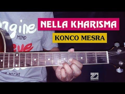 NELLA KHARISMA - Konco Mesra | Instrumen Melodi Tutorial