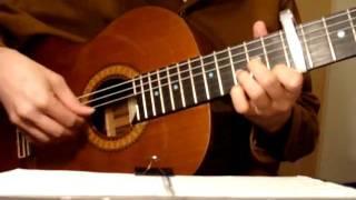 Những Đồi Hoa Sim. Thơ: Hữu Loan. Nhạc: Dzũng Chinh. Guitare Solo