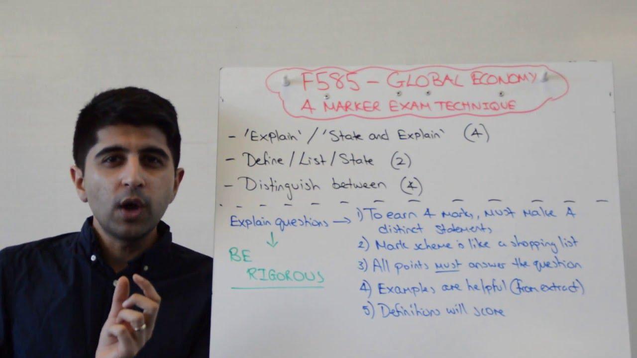 OCR History exam technique?