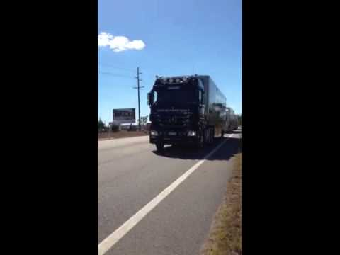 V8 Supercar Trucks