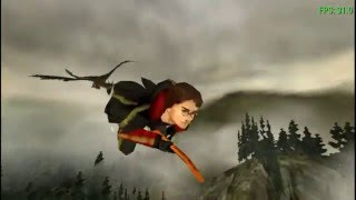 Harry Potter And The Goblet Of Fire [PSP, Gameplay]