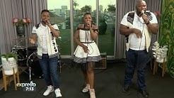 "Afrosoul Performs ""iLanga"" (The Sun)"