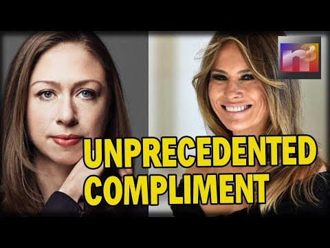 Chelsea Clinton Targets Melania in Unprecedented Compliment Hillary Is Sure to Hate