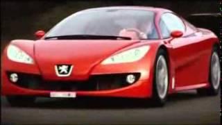 Peugeot RC Concept Videos