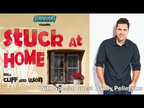 Stuck at Home Live! With Special Guest Danny Pellegrino - YouTube