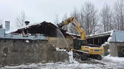 J&L Steel demolition begins in Star Lake