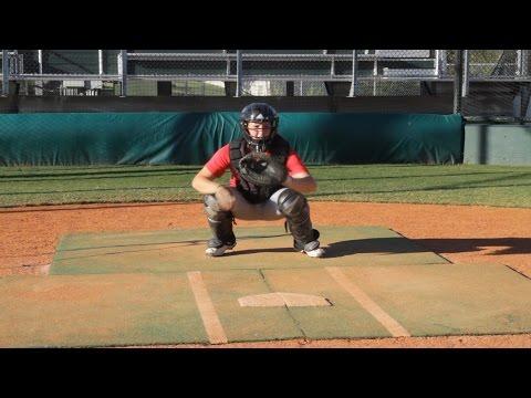 Zadie LaValley 2020 Catcher - Skills Video
