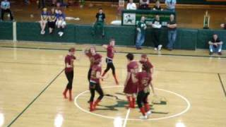 Juniors 2010 Irish Week Dance