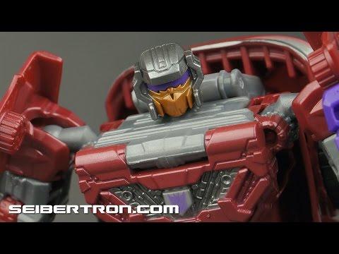 Combiner Wars DEAD END Transformers Generations Deluxe Class 2015 Slideshow