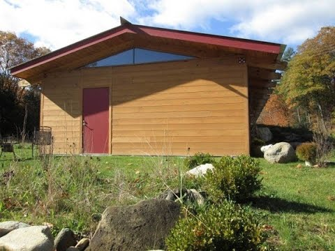 Eco Friendly Prefab Timber Frame House Kit