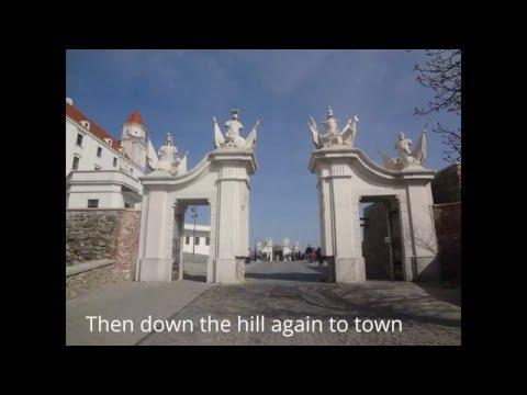Bratislava, Slovakia - City Tour