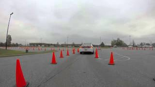 Police Driving Test