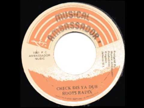 Edi Fitzroy - Check For You Once Girl 7'' Inch ‎''Musical Ambassador'' (1981)