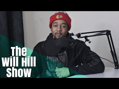 Masters Degree, Love of Football, & Martial Arts Featuring TBrew - The Will Hill Show