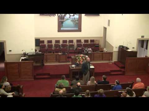 UTICA BAPTIST CHURCH - NOVEMBER 5, 2013 (REVIVAL, NIGHT THREE)