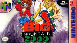 Longplay of Big Mountain 2000