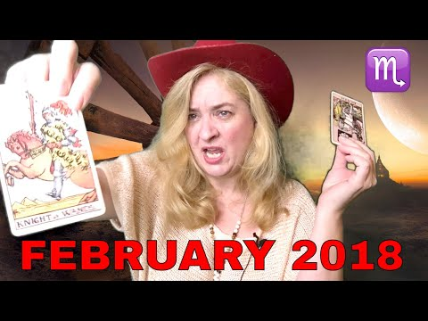 SPONTANEOUS & FREE, SCORPIO! Career and Life Purpose Reading February 2018