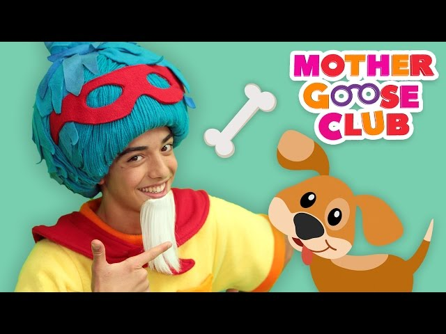 This Old Man | Mother Goose Club Songs for Children