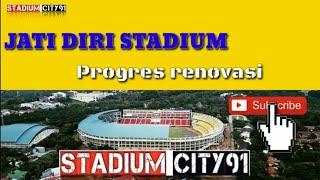 Stadion jatidiri Semarang setelah tahap renovasi ke 3 2019