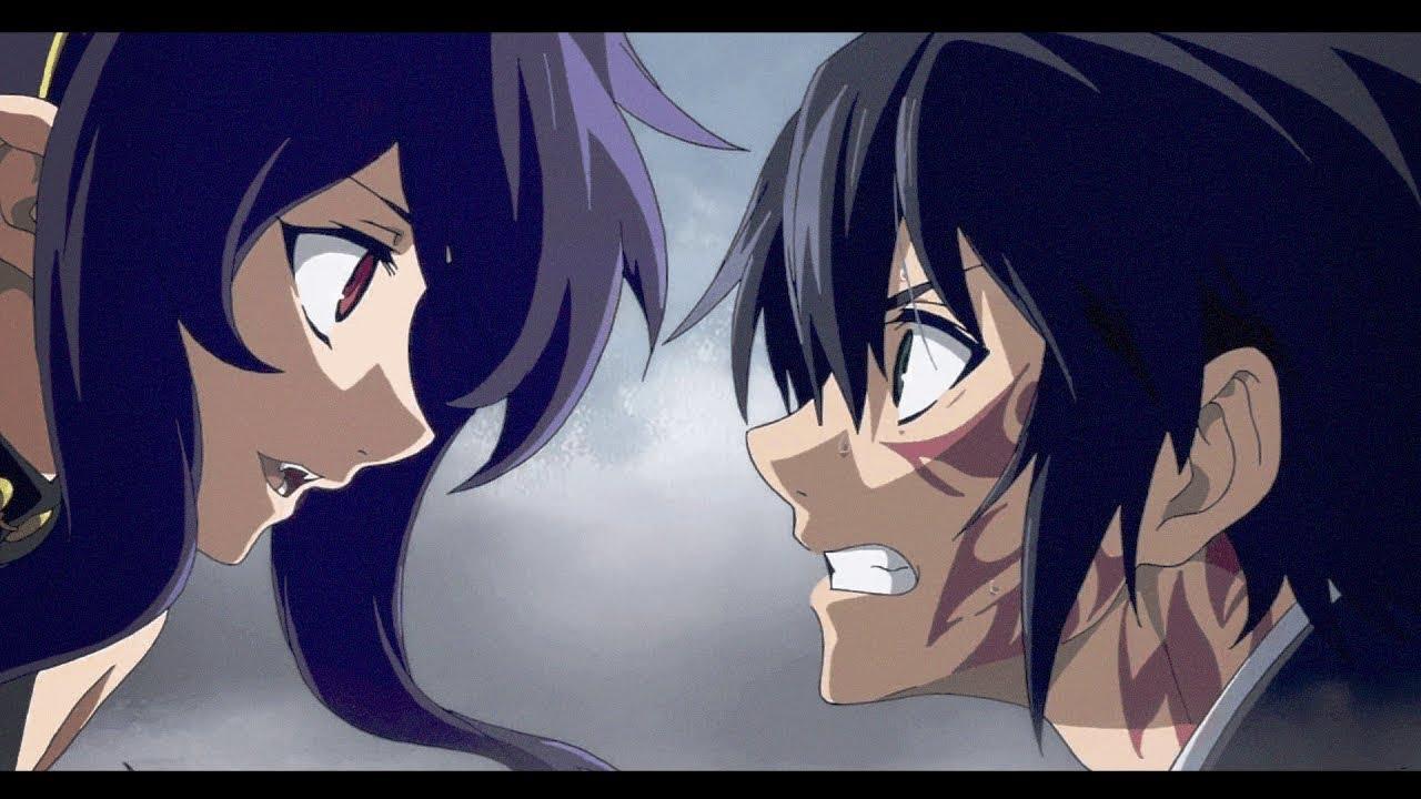 All Vampire Animes top 10 action/vampire anime