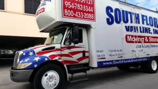 Miami Moving Companies - South Florida Van Lines