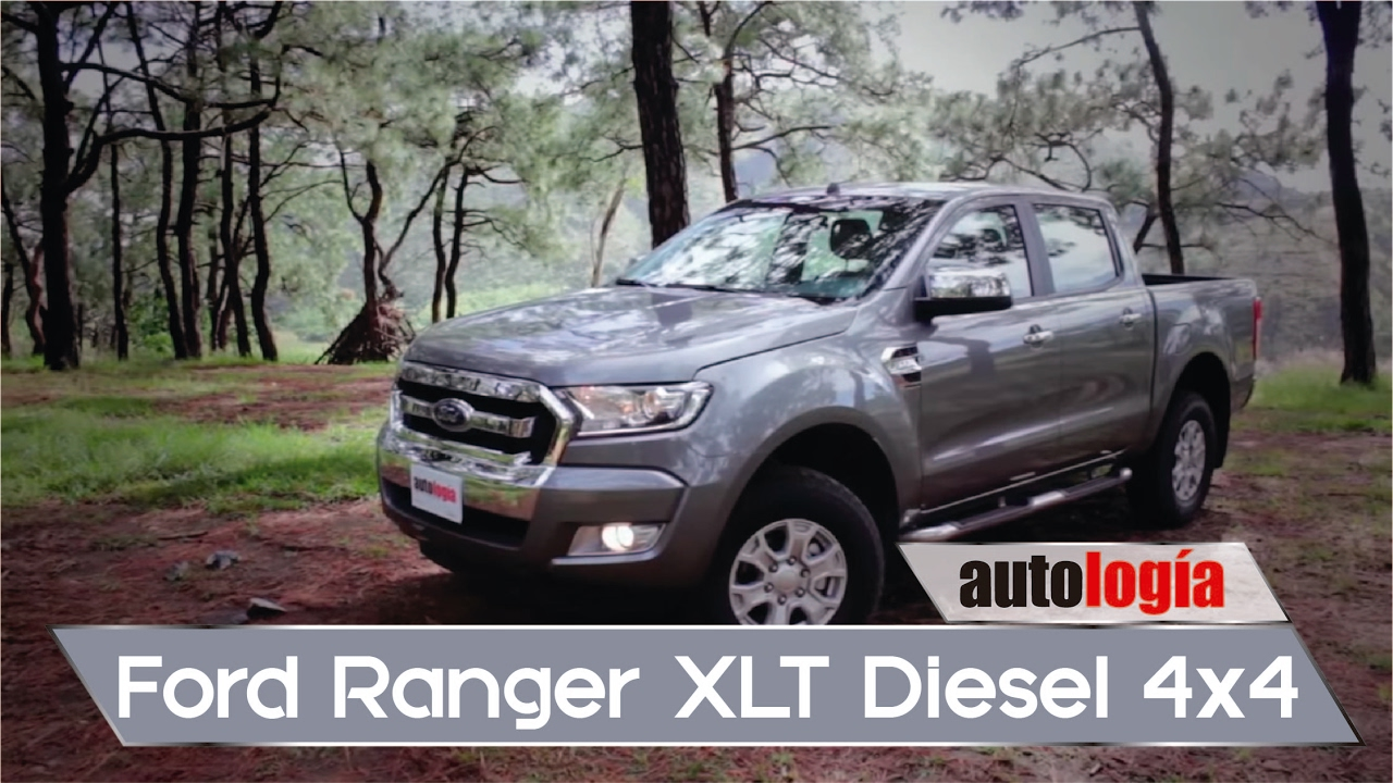 Ford Ranger Xlt Diesel 4x4 Autologia Youtube