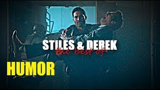Stiles & Derek | The Best Of [HUMOR]